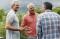 Men at a Barbeque