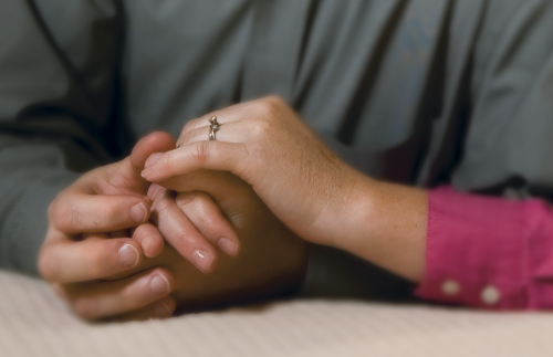 Prayer. Couples