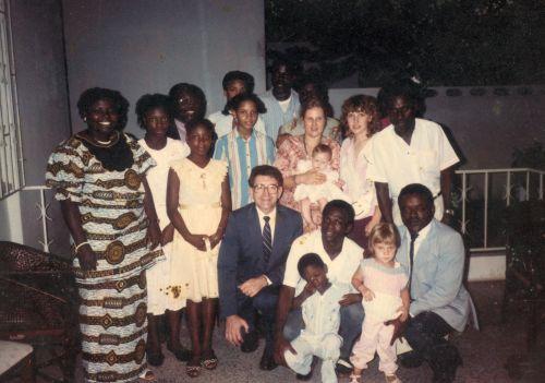 Ivory Coast: Church Members