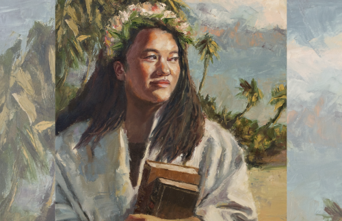 Telii - Polynesian Woman