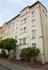Het flatgebouw waar zuster Uchtdorf als kind heeft gewoond