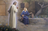 The Annunciation: The Angel Gabriel Appears to Mary (The Annunciation)