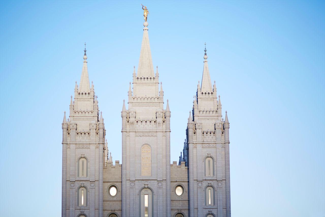 Đền thờ Thành phố Salt Lake