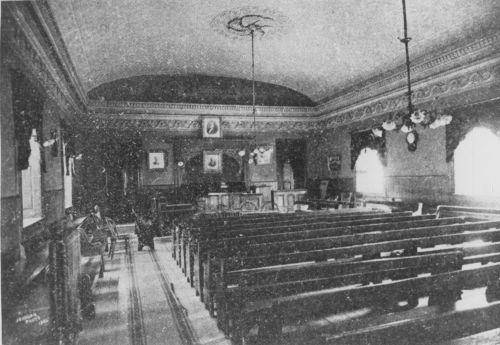 Fourteenth Ward Assembly Hall