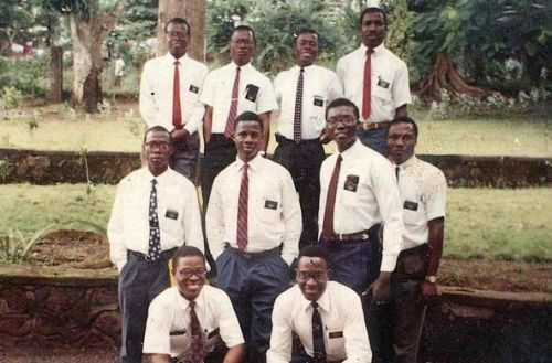 Sierra Leone: Liberian Missionaries