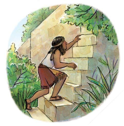 Book of Mormon Stories: Samuel Teaches about Jesus