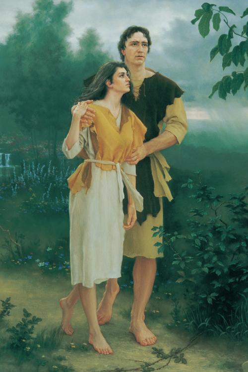 Leaving the Garden of Eden