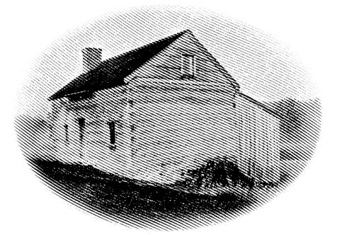 Smith Cabin, Palmyra, New York