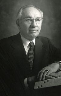 Gordon B. HInckley Portrait