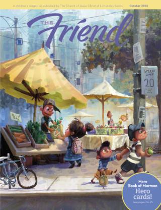 Friend Magazine, 2016/10 Oct
