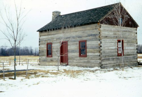 Peter Whitmer Cabin