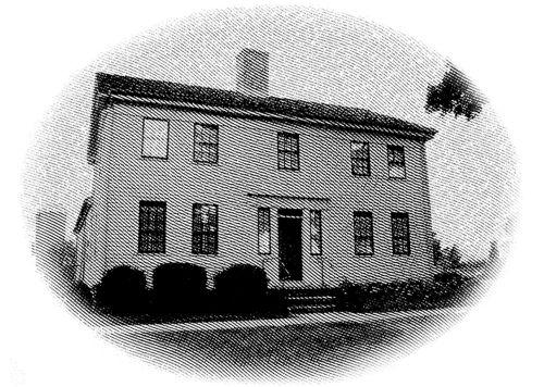 Ohio. Portage Co. Hiram. Johnson, John Farm and Home