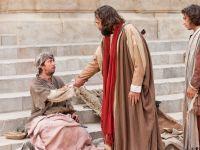 New Testament. Peter and John Heal a Lame Man