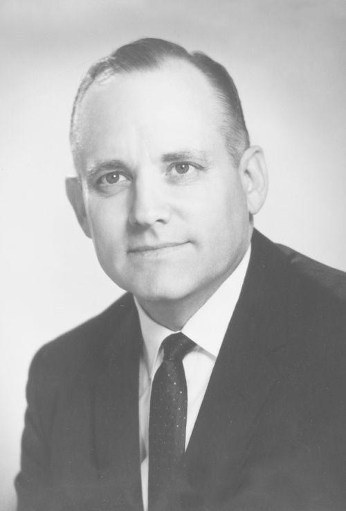 Hunter, Howard W. 196?