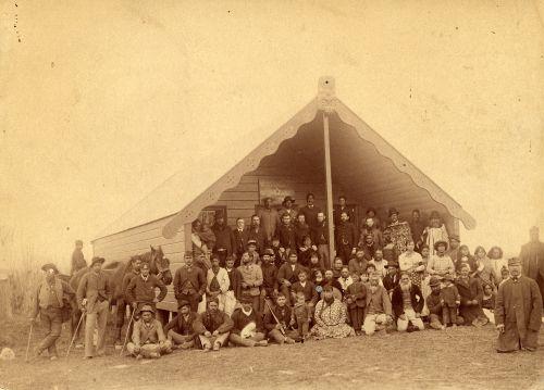 Australasian Mission, ca. 1885-1887