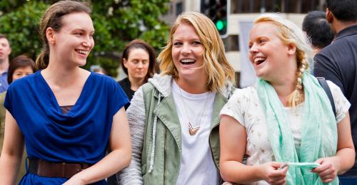 Sydney Australia: Young Adults