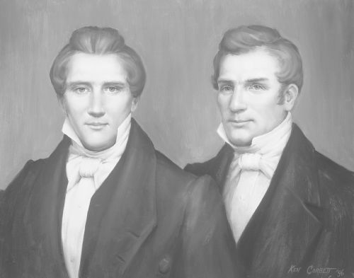 Joseph and Hyrum