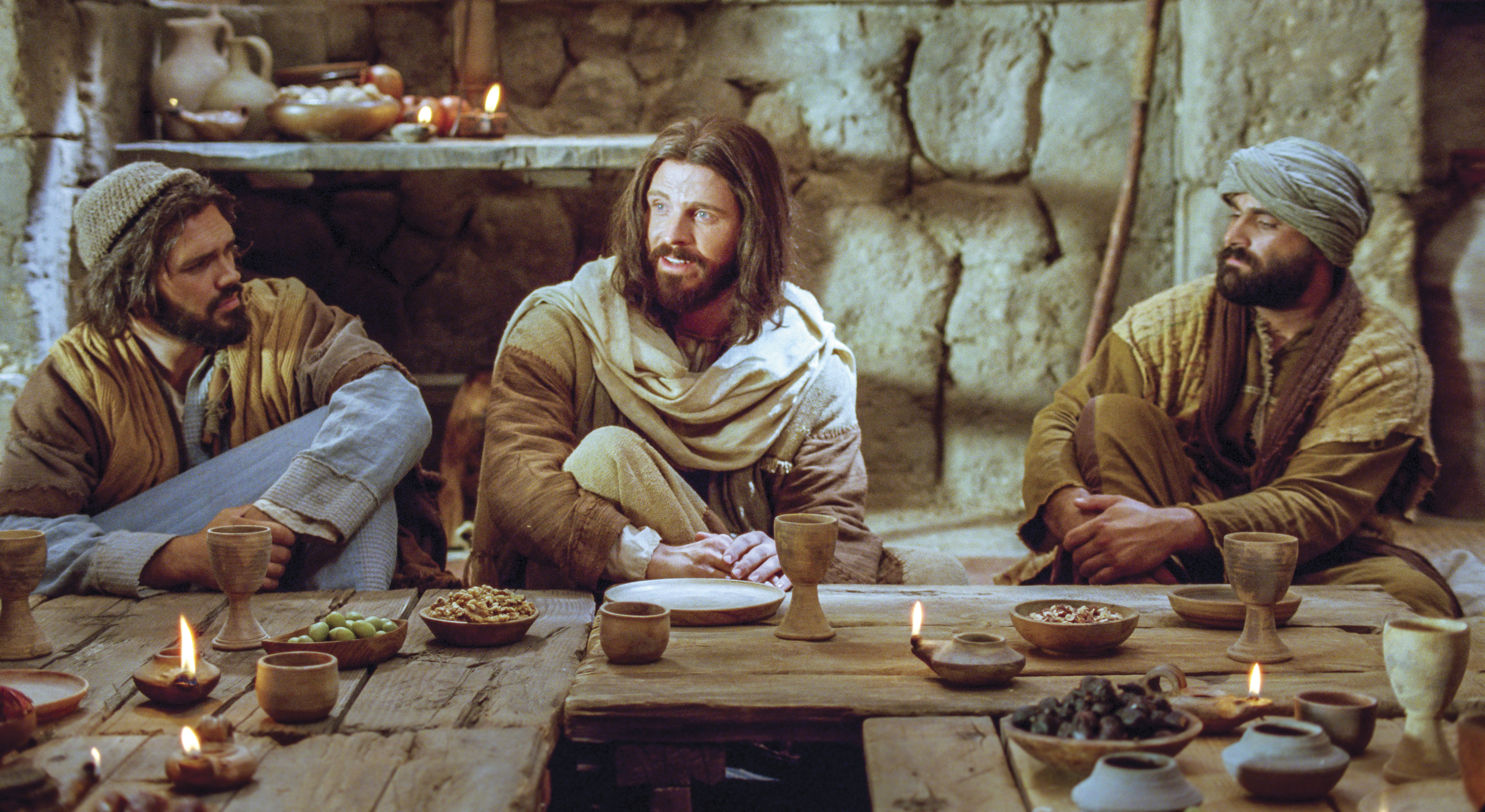 Jesus tells the story of the prodigal son, who took his inheritance and wasted it quickly in another country.