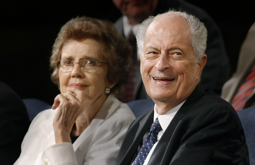 Elder Robert D. Hales and Mary Hales