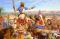 Joshua Overlooking the Promised Land