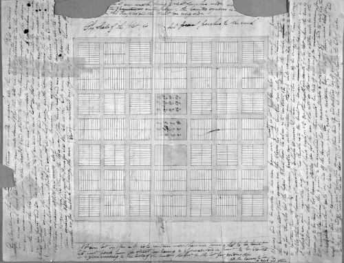Plat of the City of Zion