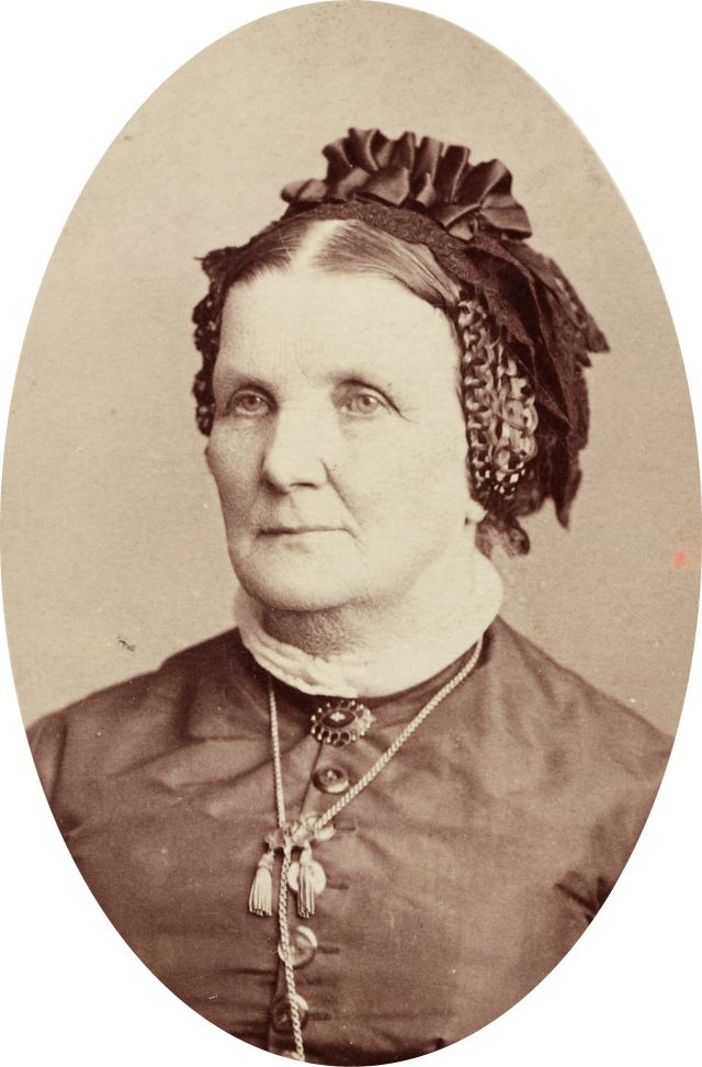 Mary Isabella Hales Horne