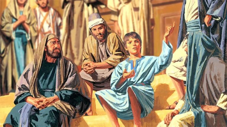 Chapter 09 The Boy Jesus