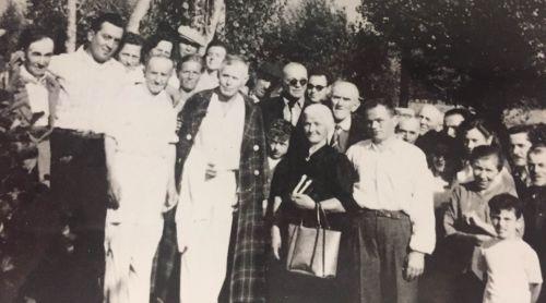 Italy: Baptism
