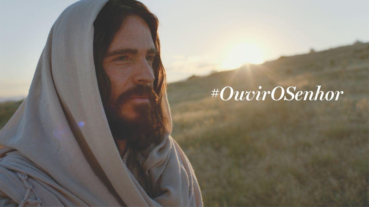 Encontre maneiras de ouvir o Salvador Jesus Cristo nesta época de Páscoa.