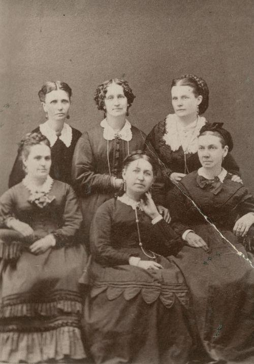 13th Ward RS presidency, 1872