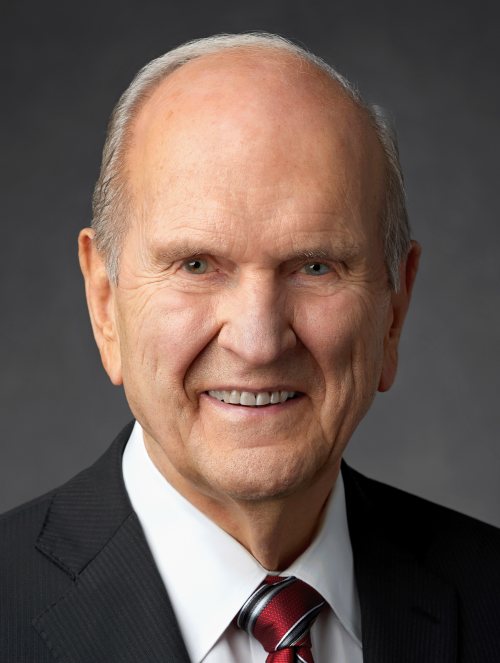 Nelson, Russell M.