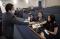 Church Attendance: Social Distancing - Ward members partaking the sacrament