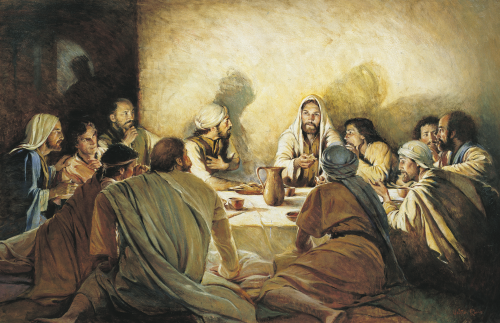 """In Remembrance of Me (Also: """"The Last Supper"""")"""