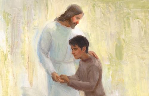 Meeting the Savior