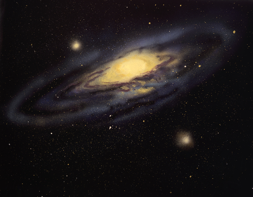 large galaxy