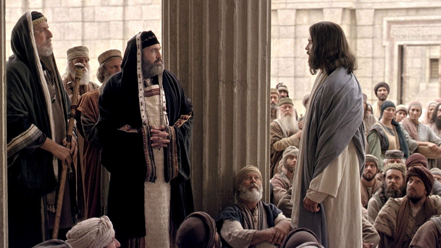 Christ's Authority is Questioned