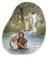 John the Baptist baptizing people