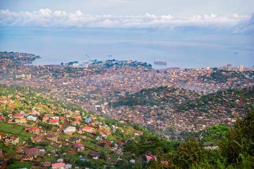 Africa: Landscapes