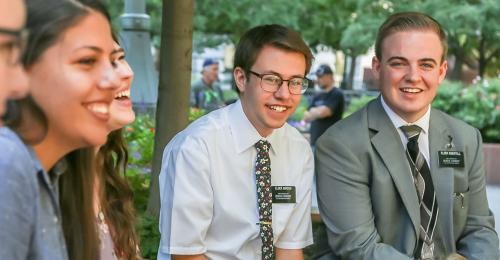 Church Service Missionaries
