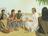 Jesus teaching from scriptures