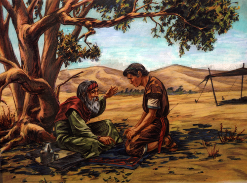 facts about jacob in the bible