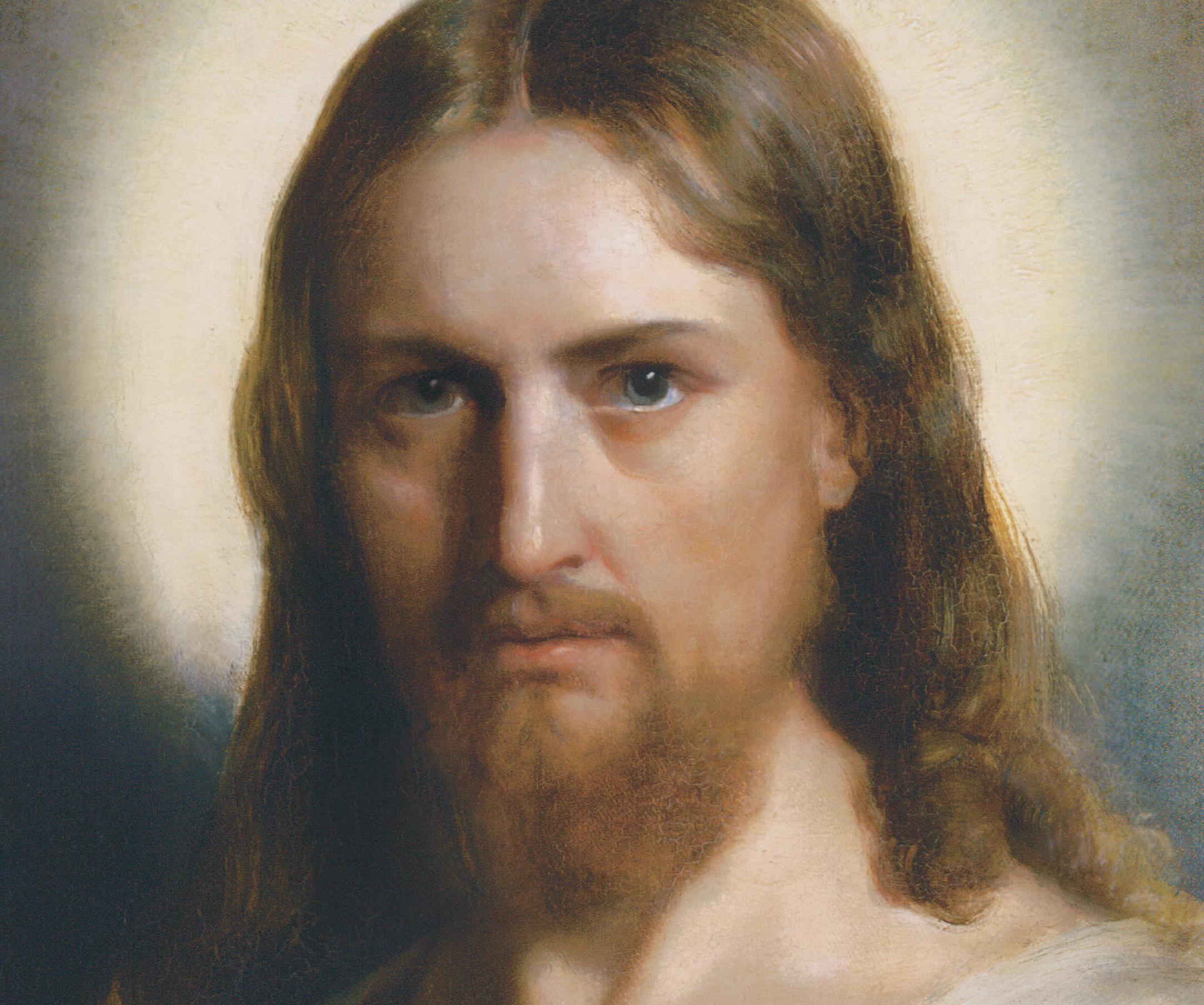 Jesus Christ Picture (Bloch) 5 x 7