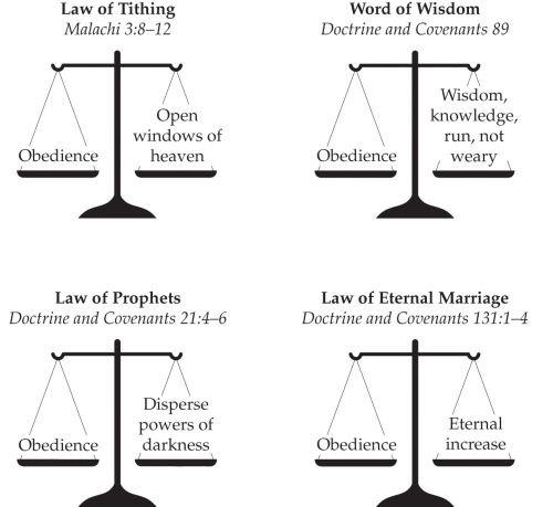 Doctrines of the gospel : instructor's guide