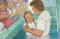 Father Baptizing Daughter
