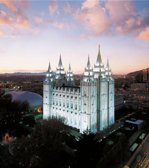 Salt Lake Utah Temple