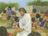 Jesus praying with children