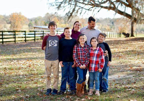 Alabama: Jamison Family