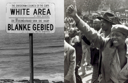 Apartheid Protests