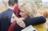 women hugging