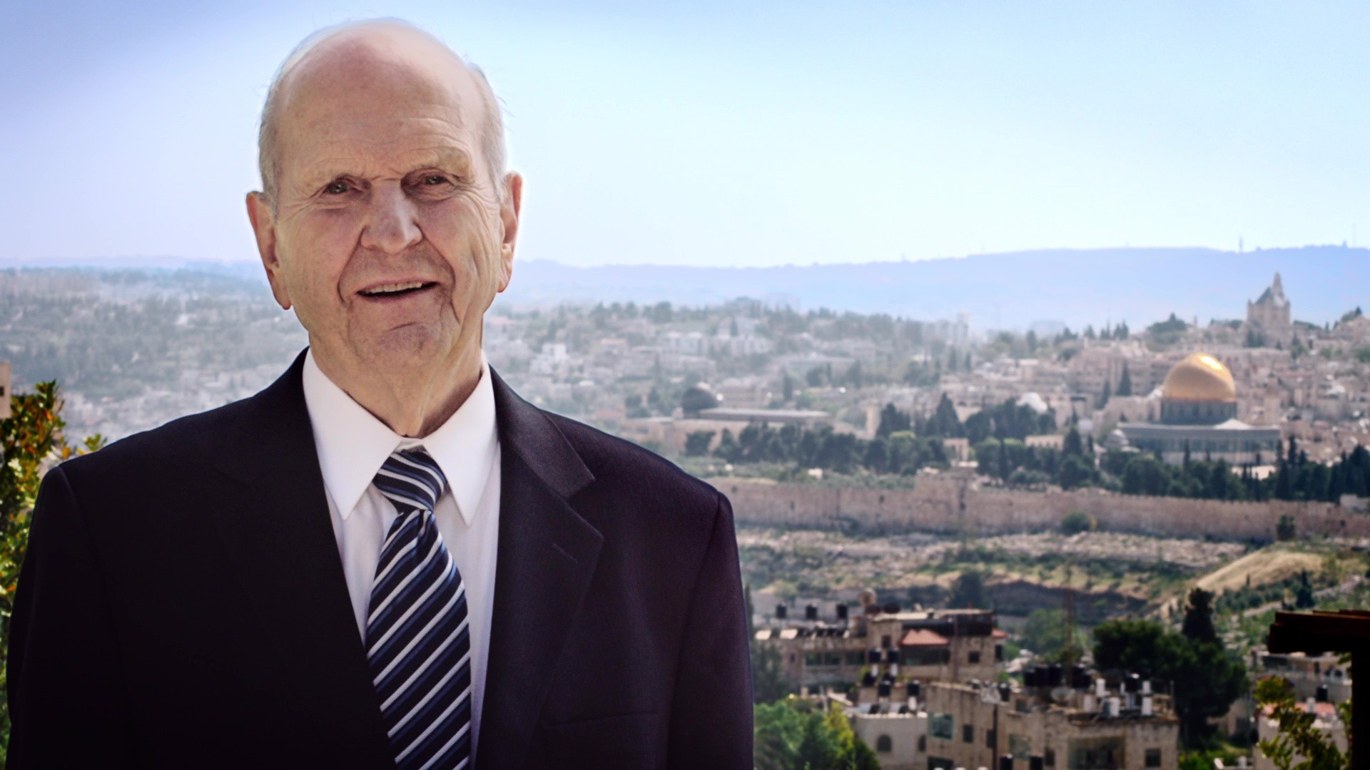 President Russell M. Nelson shares his testimony of the reality of Jesus Christ and the power of His Atonement.